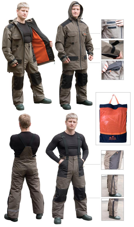 рыболовные костюмы летние каталог