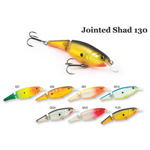 Воблер Raiden Jointed Shad 130 39 гр. YL09